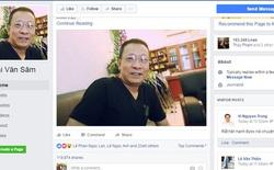 100% tài khoản mang tên nhà báo Lại Văn Sâm trên mạng xã hội đều là giả mạo