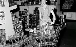 Bị vợ hỏi khó: Xe đẩy mua hàng ở siêu thị ra đời như thế nào vậy ta??
