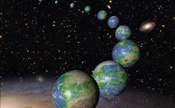 Các nhà khoa học đã tìm ra bằng cớ chứng minh sự tồn tại của các Vũ Trụ khác
