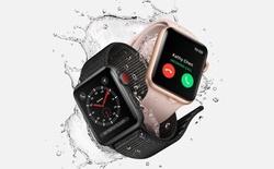 Apple Watch Series 3 chỉ trụ được hơn một giờ nếu thực hiện cuộc gọi bằng LTE