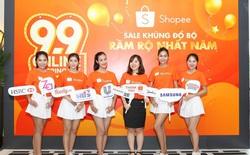 Shopee khởi động chương trình mua sắm online lớn nhất Đông Nam Á