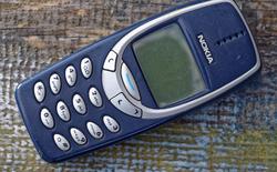 """Đã có giá của """"cụ"""" Nokia 3310 sắp được HMD hồi sinh"""
