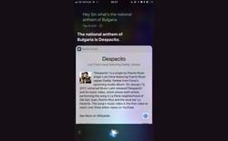 Siri không dùng Bing, ngay lập tức IQ giảm, kém thông minh