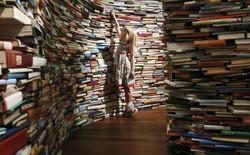 """Người Nhật có từ riêng để chỉ việc """"Mua sách về mà không đọc tới"""""""