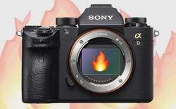 Ra mắt chưa lâu, máy ảnh Sony a9 bắt đầu gặp vấn đề quá nhiệt sau 20 phút hoạt động