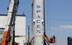 """Tướng Không lực Hoa Kỳ: """"Quả thật cực kì dốt"""" mới không bay bằng SpaceX"""