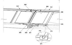 Bằng sáng chế thiết bị có màn hình gập bằng bản lề của Samsung, sản phẩm mới nào đây?