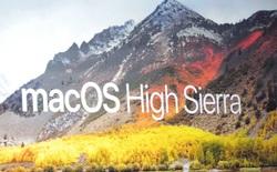 [WWDC 2017] Apple trình làng phiên bản bản macOS mới mang tên High Sierra