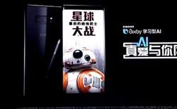 Samsung chuẩn bị ra mắt phiên bản Galaxy Note 8 Star Wars edition?