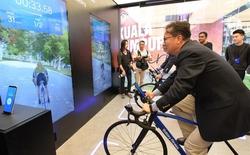 Samsung mở Galaxy Studio tại Malaysia cho khách hàng trải nghiệm sản phẩm