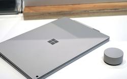 Phủ vải lên bàn phím, biến gốm thành linh kiện bên trong... Microsoft đã biến Surface Book 2 thành tác phẩm nghệ thuật như thế nào
