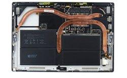 Surface Pro 2017 khó mở, trong khi Surface Laptop 0 điểm iFixit: không thể sửa chữa vì lớp vỏ dán chặt