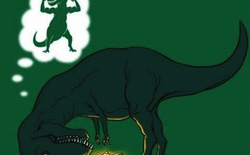 Khủng long bạo chúa T. rex sẽ gãy chân nếu như chạy với tốc độ trong phim