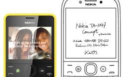 Rò rỉ thông tin về smartphone Nokia có bàn phím cứng QWERTY, dùng chip Snapdragon 205 và chạy hệ điều hành lạ