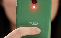Nga giới thiệu điện thoại Taiga chống mọi hành vi thu thập dữ liệu