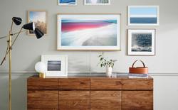 Cận cảnh Frame TV: TV cao cấp kiêm bức tranh nghệ thuật treo tường đến từ Samsung, ý tưởng hoàn hảo cho căn nhà của bạn