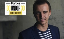 2 nguyên tắc đơn giản để thành công của doanh nhân 28 tuổi lọt top 30 Under 30 Forbes