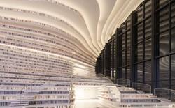 """Thư viện độc đáo với 1.2 triệu quyển sách này sẽ nhấn chìm những mọt sách trong """"con mắt kiến thức"""""""