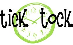 """Tại sao ta chỉ dùng """"tick tock"""" mà không bao giờ dùng """"tock tick"""""""