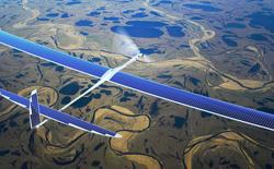 Google huỷ bỏ dự án drone truyền phát Internet, tập trung vào việc dùng bóng bay thay thế