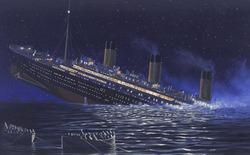 Tìm thấy những bằng chứng mới cho thấy tàu Titanic chìm không chỉ tại tảng băng trôi