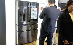 Từ bây giờ, bạn có thể ra lệnh bằng giọng nói cho tủ lạnh thông minh Family Hub 2.0 của Samsung