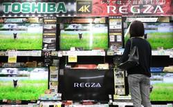 Toshiba bán mảng TV cho Tập đoàn Hisense của Trung Quốc với giá 113,6 triệu USD