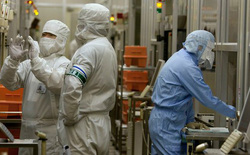 Ngành công nghiệp chip hùng mạnh một thời của Nhật Bản bên bờ vực sụp đổ