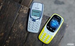 So sánh Nokia 3310 (2017) và Nokia 3310 (2000): 17 năm, nhiều thứ đã thay đổi, chỉ tình yêu vẫn là vĩnh cửu