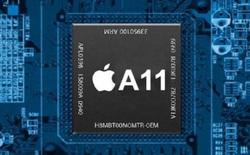 Nhìn con chip A11 mới ra mắt của Apple, hẳn công ty bé nhỏ này đang chạnh lòng lắm