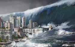 [Video] Bạn sẽ bất ngờ khi biết sóng thần có thể lớn tới mức này