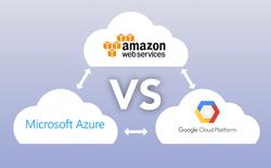 """Cập nhật """"tình hình chiến sự"""" cho cuộc chiến đám mây: AWS tiếp tục lấn lướt Azure và Google Cloud"""