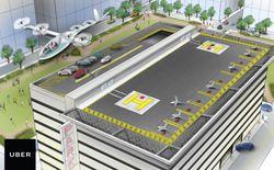 Cựu kỹ sư NASA sẽ phát triển ô tô bay cho Uber