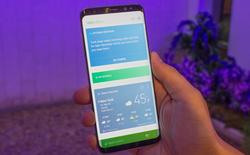 Samsung Galaxy S8 tuy tuyệt vời thế, nhưng trợ lí ảo Bixby đi cùng nó vẫn còn rất nhiều hạn chế