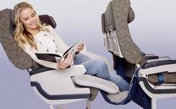 Fly Legs Up – phụ kiện mới khiến chuyến bay của bạn trở nên dễ chịu hơn rất nhiều