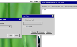 Thử ngay tựa game hoài niệm Windows 95 này đi, trong giờ làm cũng không sao vì nhìn cứ như là đang làm việc vậy