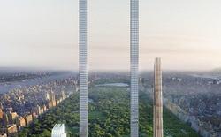 The Big Bend: Dự án tòa nhà chọc trời hình chữ U cao nhất thế giới đặt tại New York vừa được trình làng