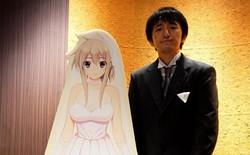 """Công ty Nhật Bản trợ cấp """"xây dựng tổ ấm"""" cho nhân viên kết hôn với nhân vật ảo"""