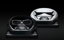 Samsung ra mắt máy hút bụi theo phong cách Star Wars, có kết nối WiFi và màn hình LCD