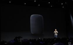 [WWDC 2017] Apple ra mắt loa thông minh HomePod: chất âm tốt, tích hợp Siri, chip A8, điều khiển từ xa bằng Home