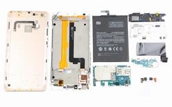 """Cùng chiêm ngưỡng màn """"mổ bụng"""" xem linh kiện bên trong của Xiaomi Mi Max 2"""