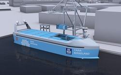 Tàu chở hàng tự hành đầu tiên sẽ xuất bến vào năm 2018