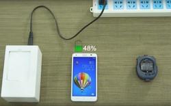 Công nghệ sạc nhanh của Huawei có thể làm đầy 48% pin điện thoại trong vòng 5 phút, dự kiến sẽ ra mắt tại MWC 2018