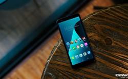 """Trên tay Asus Zenfone Max Plus: Màn hình 18:9 thời thượng, camera kép cùng góc chụp siêu rộng, hiệu năng ổn định, RAM 3GB và pin """"khủng"""" 4130 mAh"""