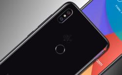 Xiaomi Mi 6X xuất hiện hoàn chỉnh trong video và ảnh render, thiết kế bóng bẩy, màn hình tràn cạnh, camera kép tương tự iPhone X