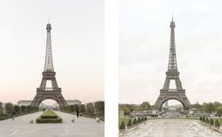 """""""Thiên Đô Thành"""" ở Trung Quốc gây hoang mang vì giống y hệt thành phố Paris của Pháp"""