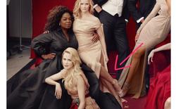 """Oprah Winfrey và diễn viên Reese Witherspoon bỗng dưng bị """"tặng"""" thêm tay chân trong số mới nhất của tạp chí Vanity Fair"""