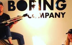 Súng phun lửa của tỷ phú Elon Musk có thể sẽ bị cấm tại California