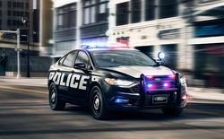Ford nuôi tham vọng tạo ra xe cảnh sát không người lái với khả năng tự truy bắt và xử phạt người vi phạm giao thông