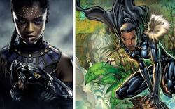 Shuri, cô em gái tài trí của Black Panther sắp có series comic riêng